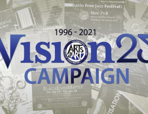 Support the 25th Year of Vision!
